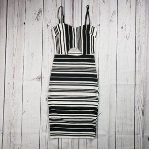 Charlotte Russe Bodycon Dress Size Small
